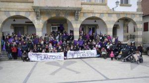 El 8 de Marzo las mujeres del valle de Erro