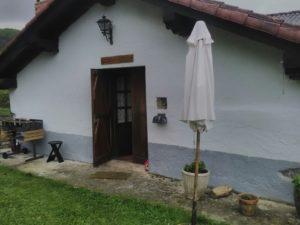 casa rural quemada